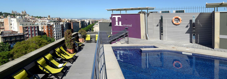 TUniversal - Lounge Terraza