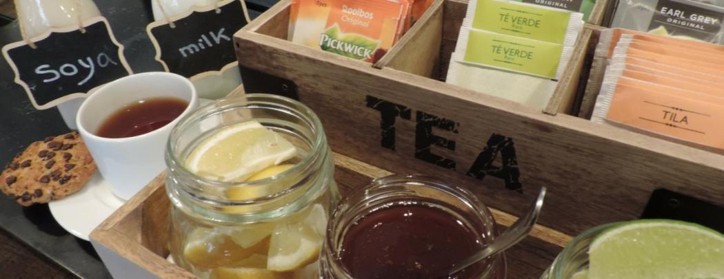 Tea Time - Hotel Granvía