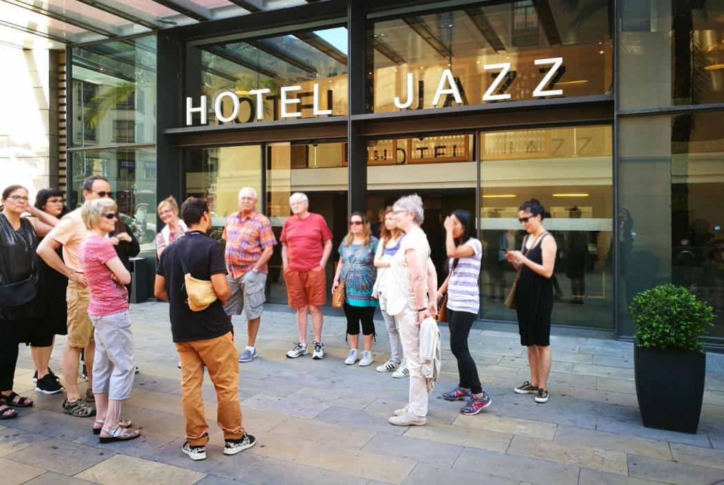 Tours - Hotel Jazz Barcelona