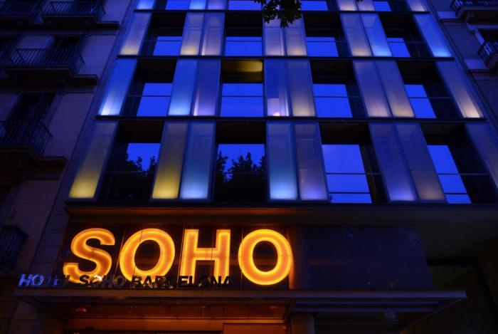 Alfredo Arribas - Hotel Soho