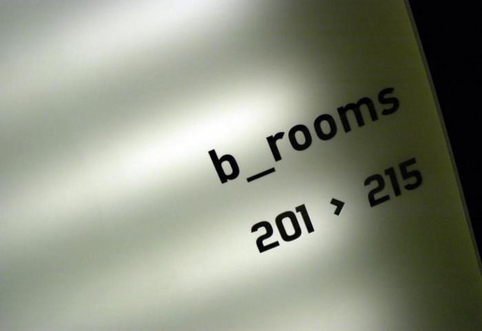 B Rooms