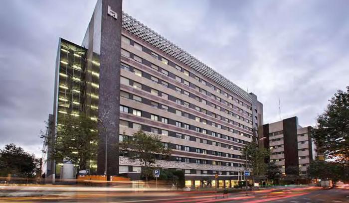 Hospital-Barcelona