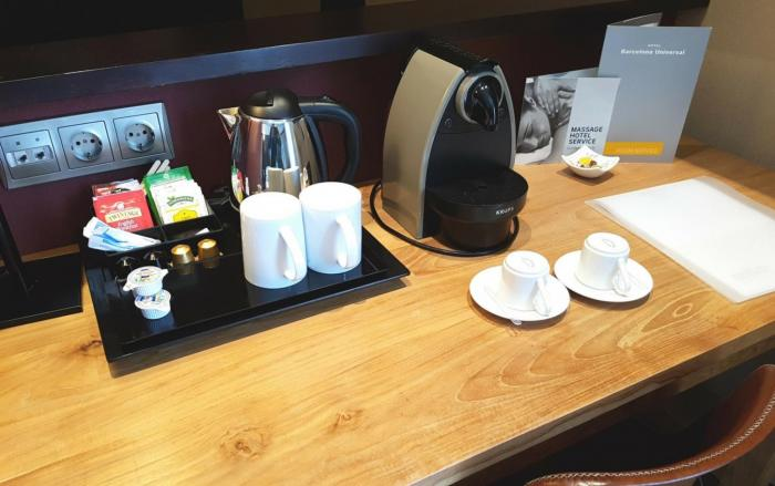 Junior Suite - Coffeemaker