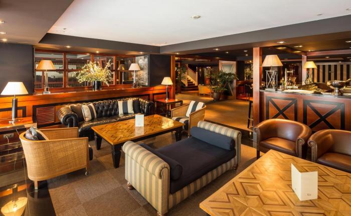 Lobby Hotel U232 (4)