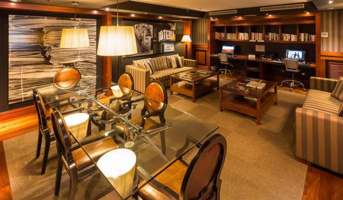 Lobby Hotel U232 (5)