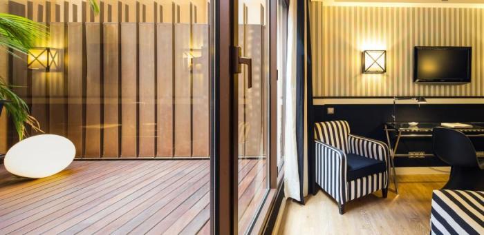 Patio Room Hotel Europark