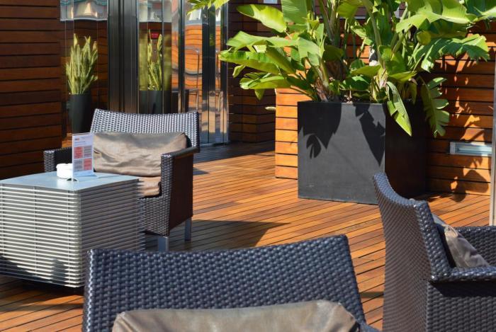 Hotel con Piscina e terrazza nell\'Eixample
