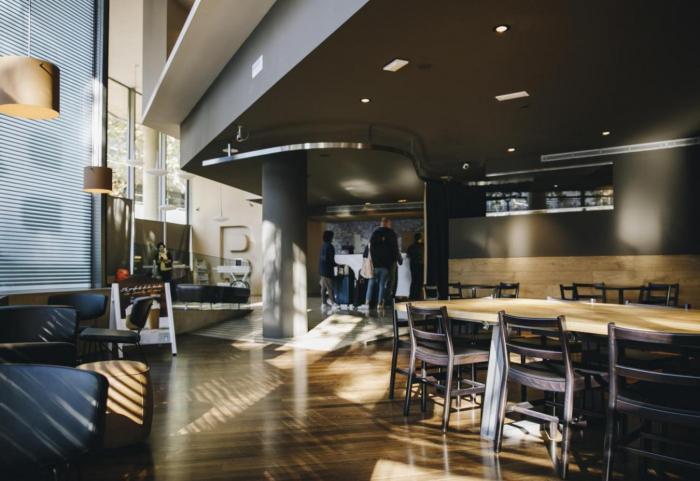 Starbucks B Hotel