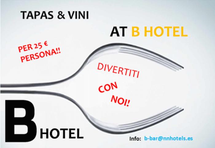 tapas-vini-bhotel-barcelona