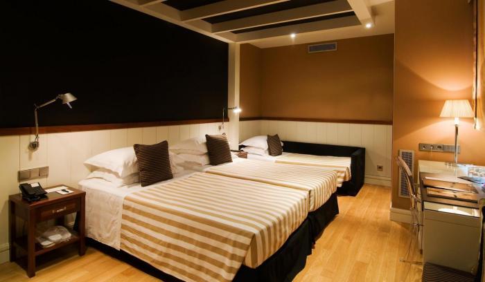 triple room Hotel U232 (2)