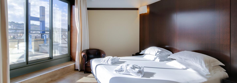 Junior Suite - Hotel Barcelona Universal
