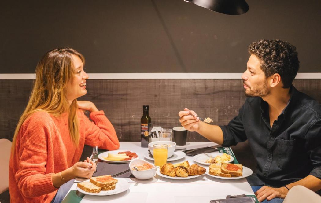 Breakfast - Hotel Paral·lel