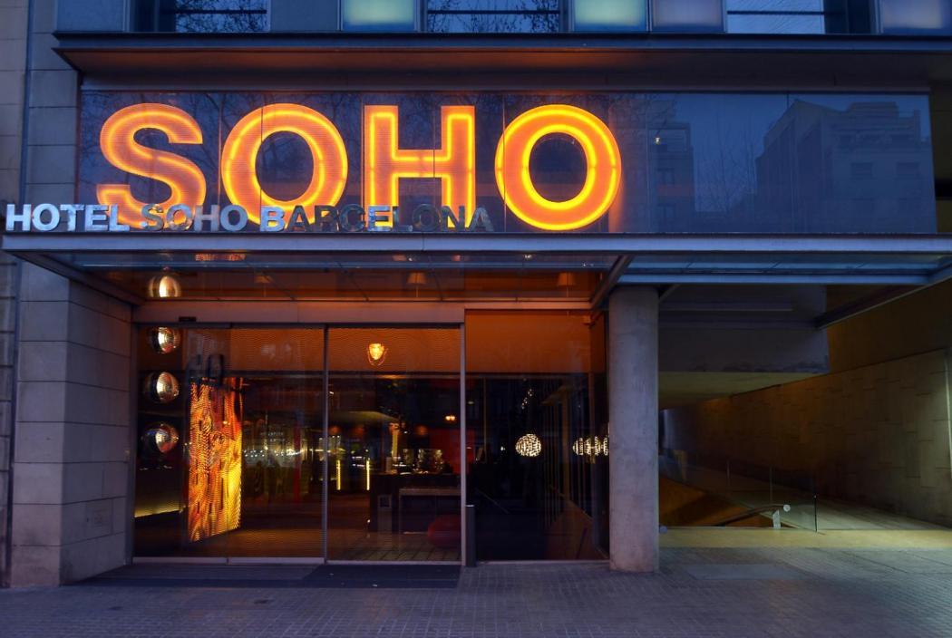 Hotel Soho_facade