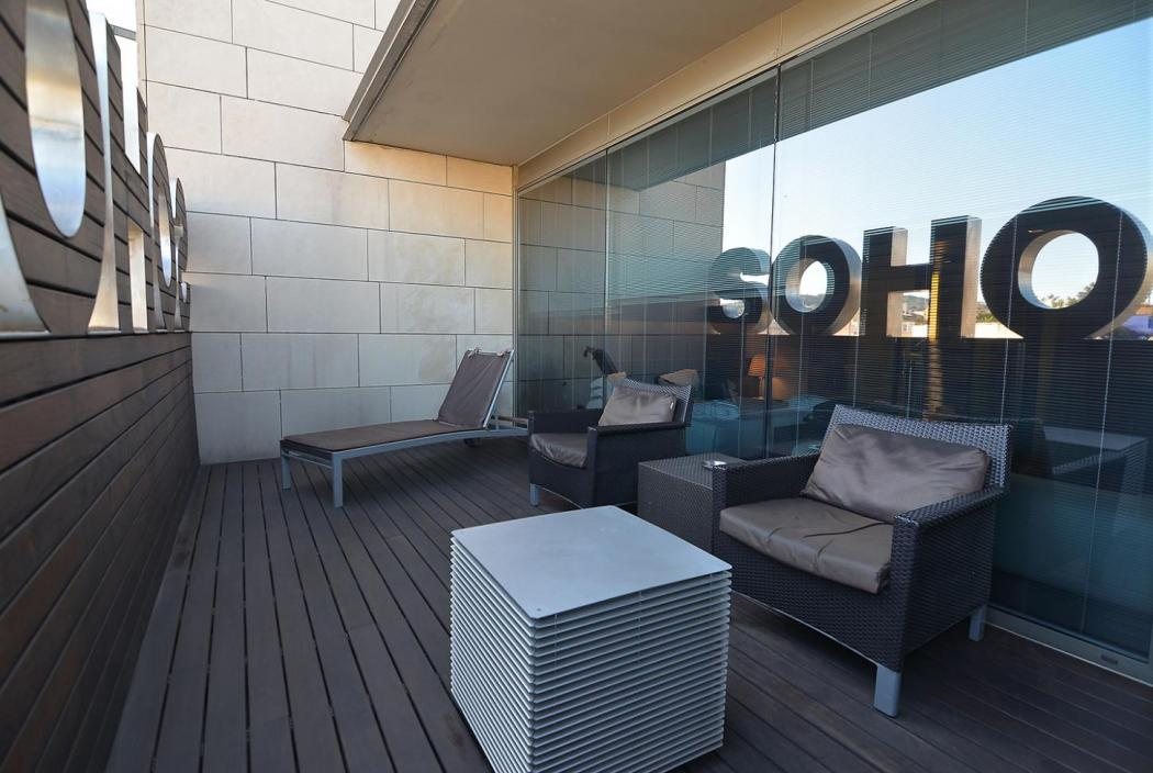 Hotel Soho Terrace room (2)