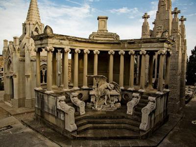 Cementerio Montjuïc