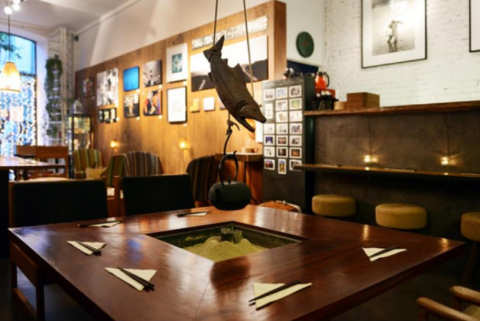Akashi Gallery Interior