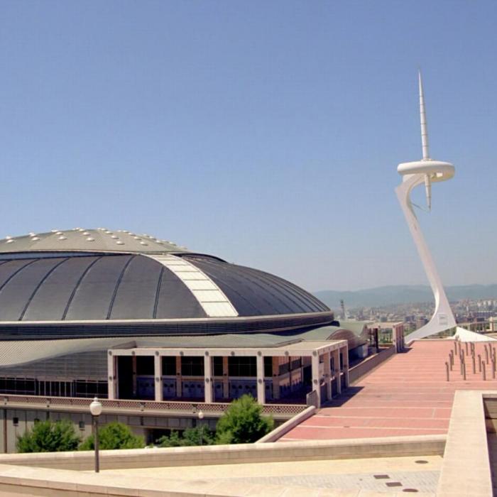 Anillo Olímpico Barcelona