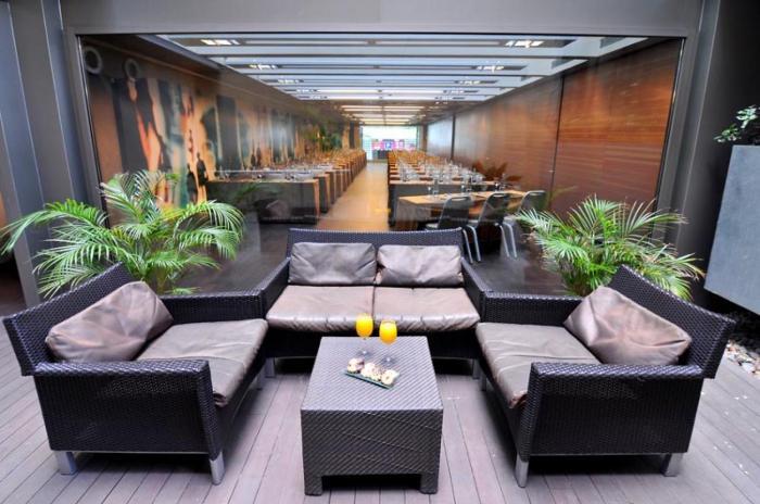 Bambú+Llançà Meeting Rooms B Hotel (2)