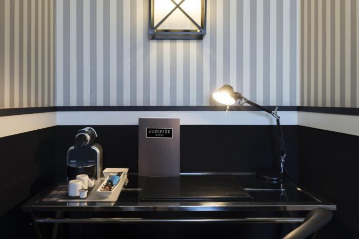 Coffee Maker - Top View Room