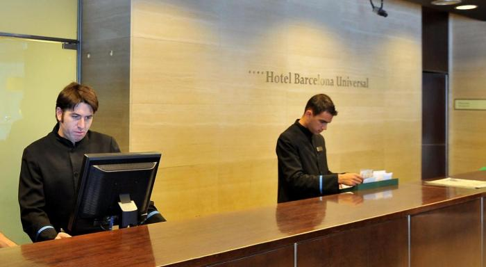 Contact - Hotel Barcelona Universal
