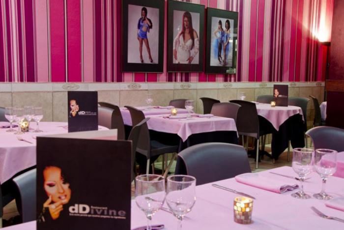 dDivine Restaurante Barcelona