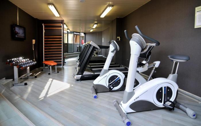 Gym Hotel Universal 01