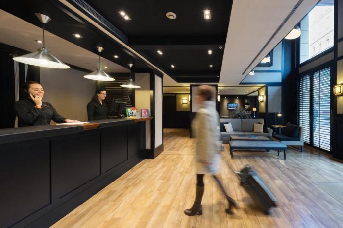 Hotel Europark - Front Desk