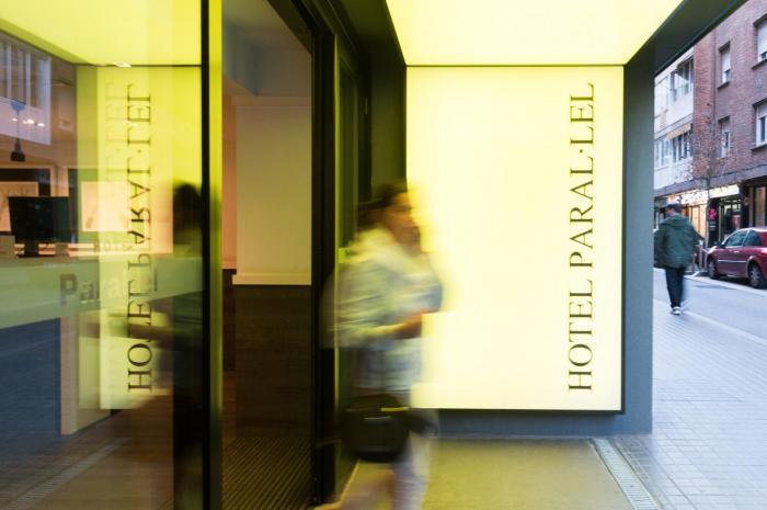 Hotel Paral·lel - Entrance