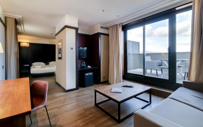 Junior Suite Barcelona Universal