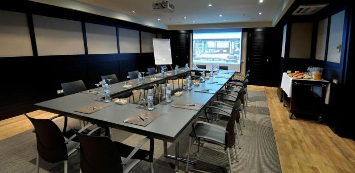 Meeting room in Barcelona