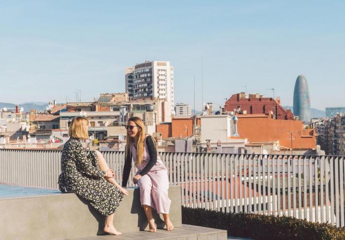 Otoño en Barcelona