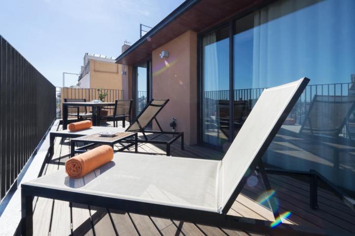 Penthouse Barcelona - Terrace