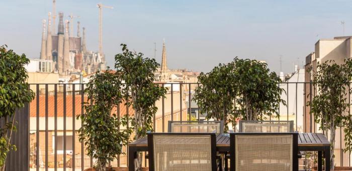 Penthouse Sagrada Familia