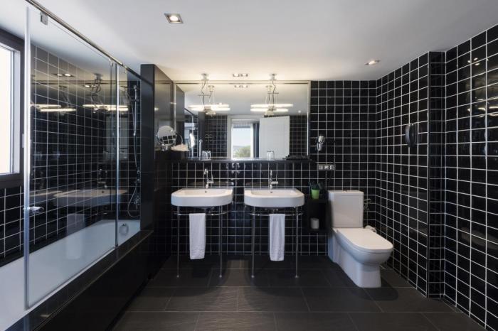 Penthouse Sagrada Familia - Bathroom