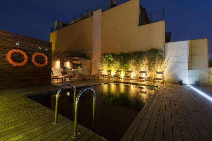 Pool - Hotel Europark Barcelona