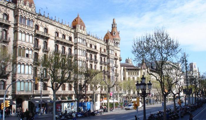 Shopping Line Barcelona