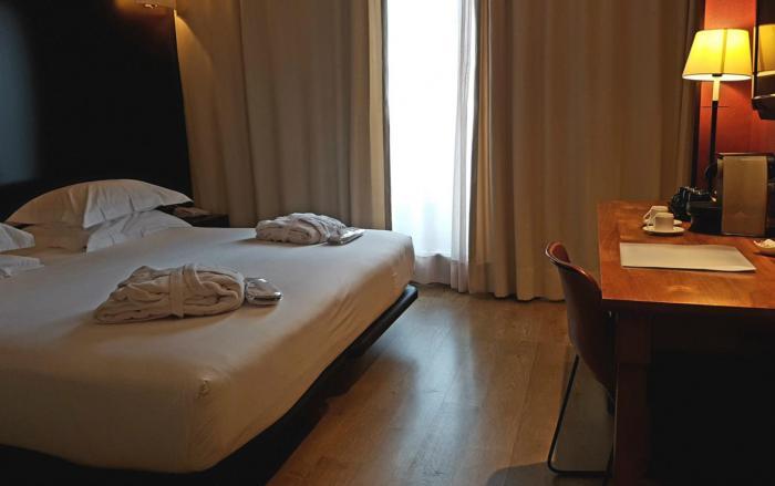 Skyline - Hotel Barcelona Universal