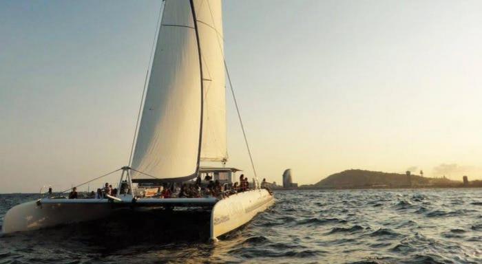 Sorteo Catamarán Orsom